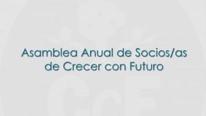 asamblea anual de Socios de Cancer