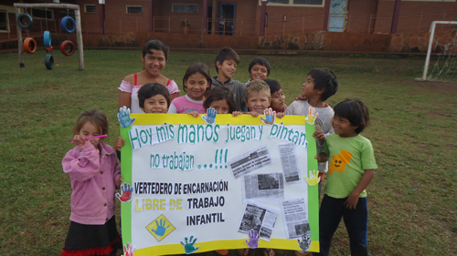 niños paraguay