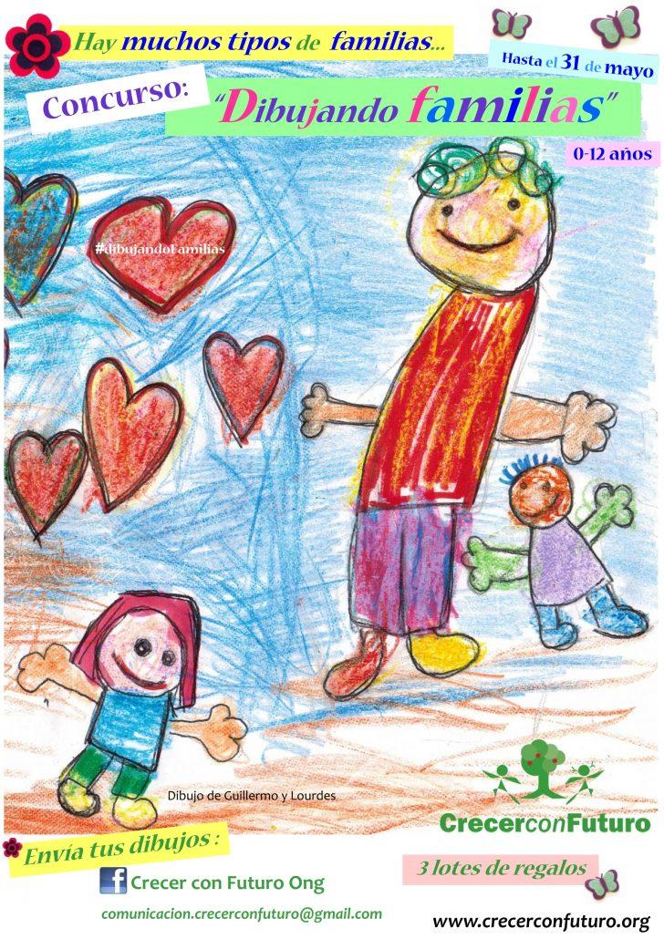 concurso Dibujando Familias