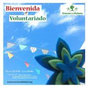 Bienvenida Voluntariado 201