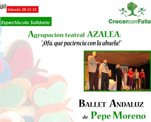 Teatro y Ballet Andaluz de Pepe Moreno