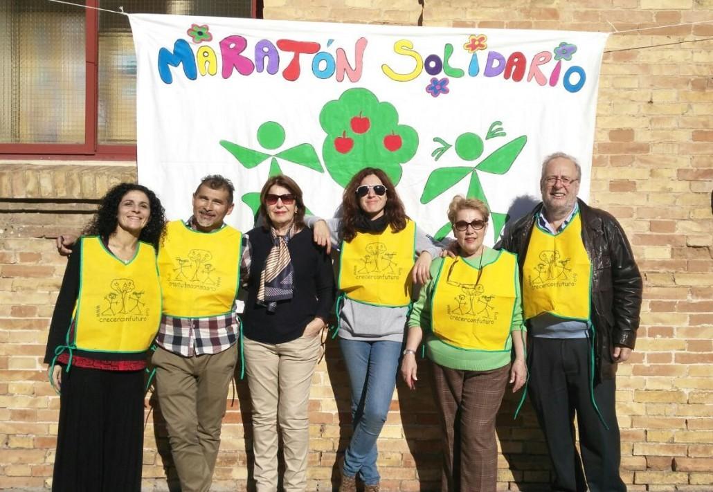 Maratón Solidario Ortiz de Zúniga