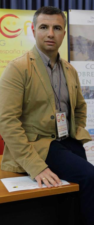 Antonio Salvador- Presidente de CIPI