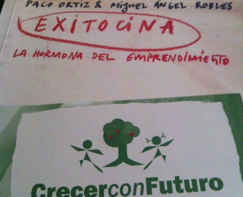 Paco Ortiz en Crecer con Futuro