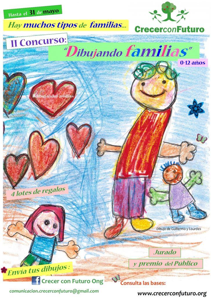 Concurso Dibujando Familias 2016