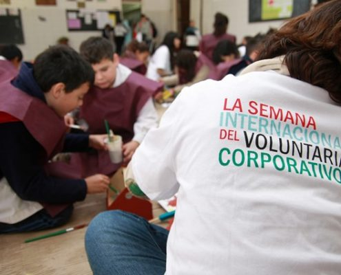 Semana Internacional del Voluntariado Corporativ