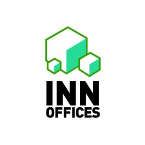 logo fondo blanco inn offices