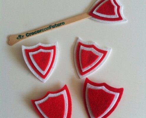 Broches del Sevilla