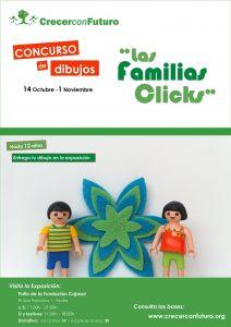 Concurso dibujos Las Familias Clicks