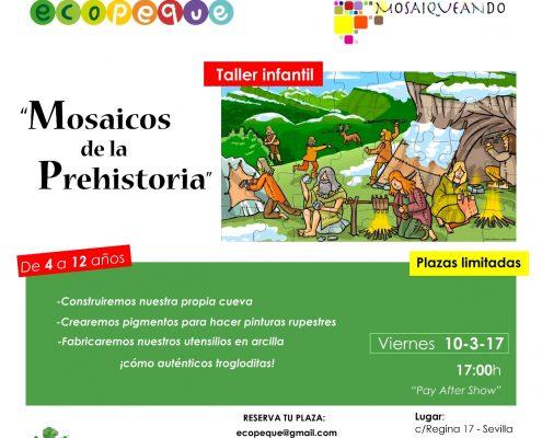 Mosaicos de la Prehistoria