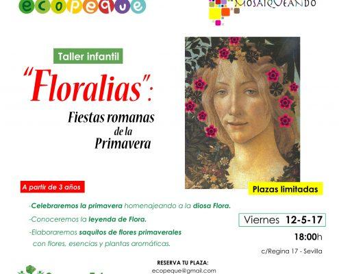 Floralias taller infantil