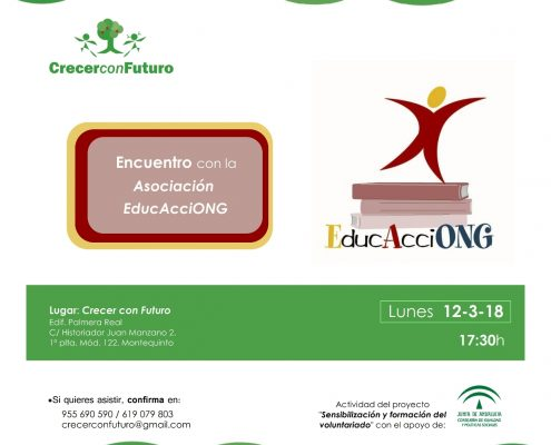 Cartel educaccion