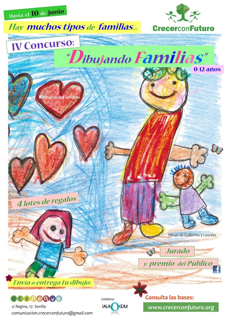 concurso Dibujando Familias 2018