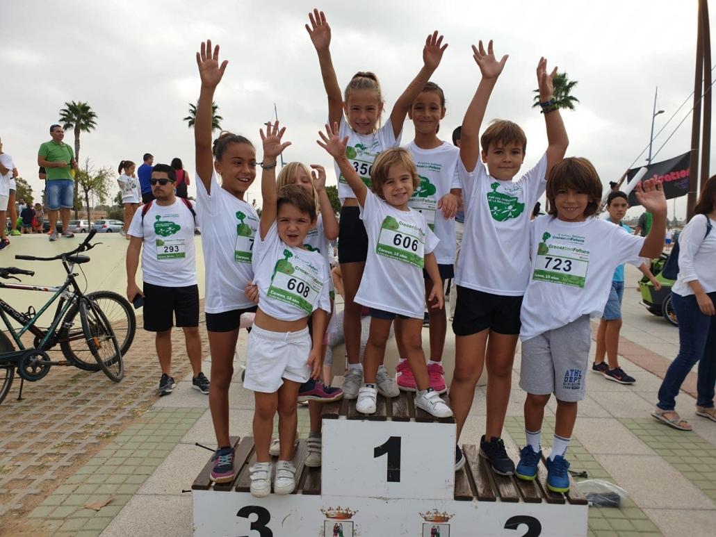 III Carrera Solidaria Crecer con Futuro por los Derechos de la Infancia