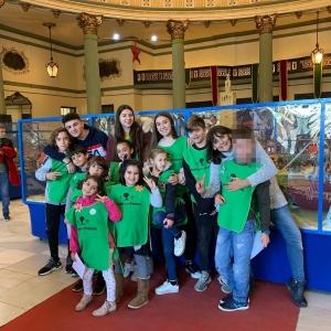 Voluntariado en familia - Exposición click- La travesía de Magallanes y Elcano