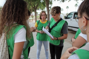 Voluntariado eventos - Carrera