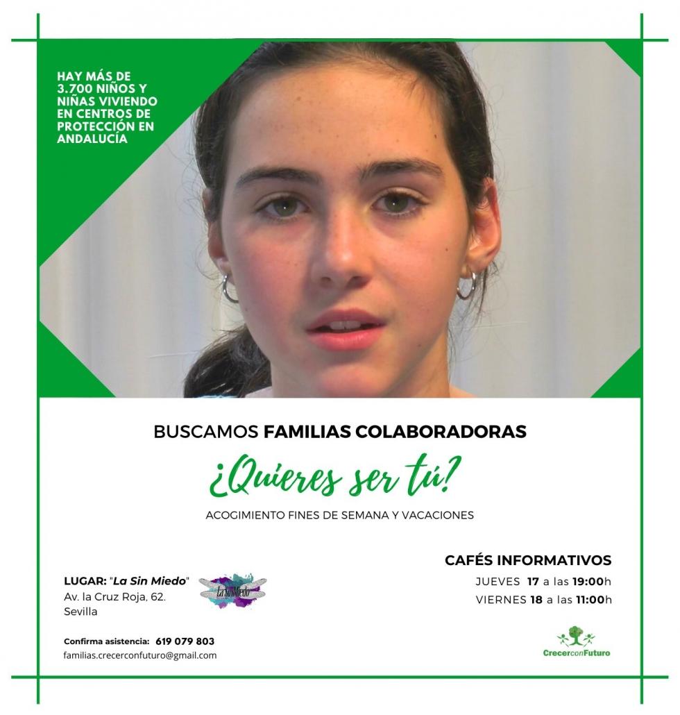 Cafés Familias Colaboradoras LaSinMiedo septiembre