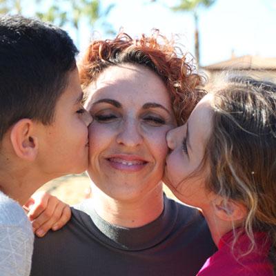 Testimonio protagonista: Marga, Familia Colaboradora