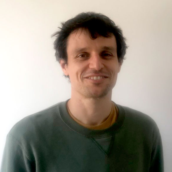 Jorge Fernández - Trabajador Social