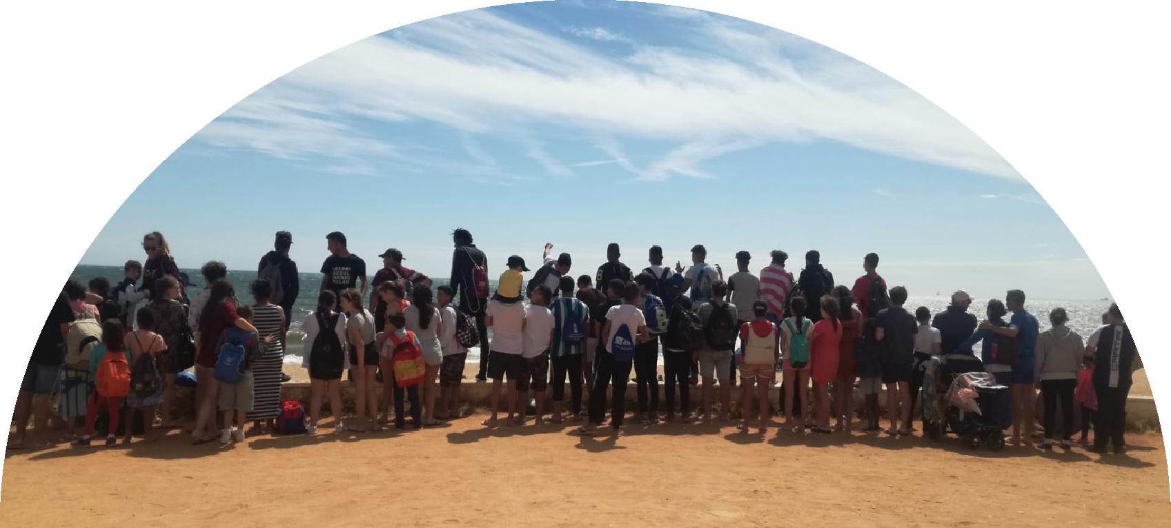Proyecto de voluntariado transformador