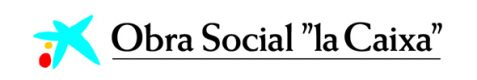 Logotipo Obra Social La Caixa